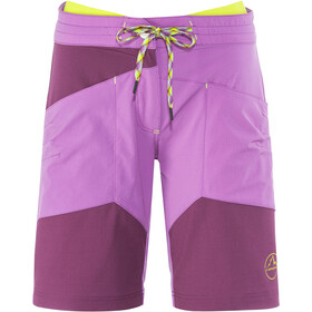 La Sportiva TX Shorts Dame purple/plum